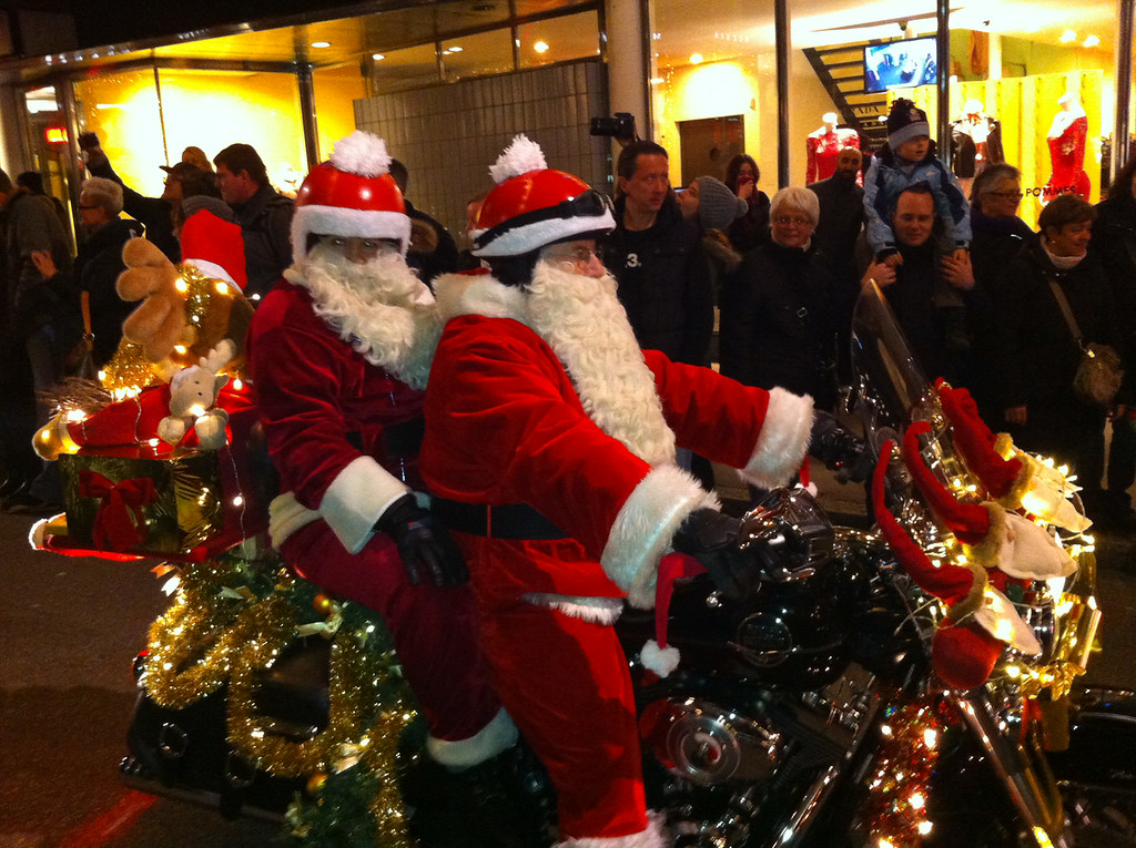 026 Santas on Harleys