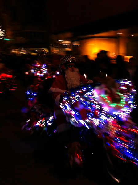 025 Santas on Harleys