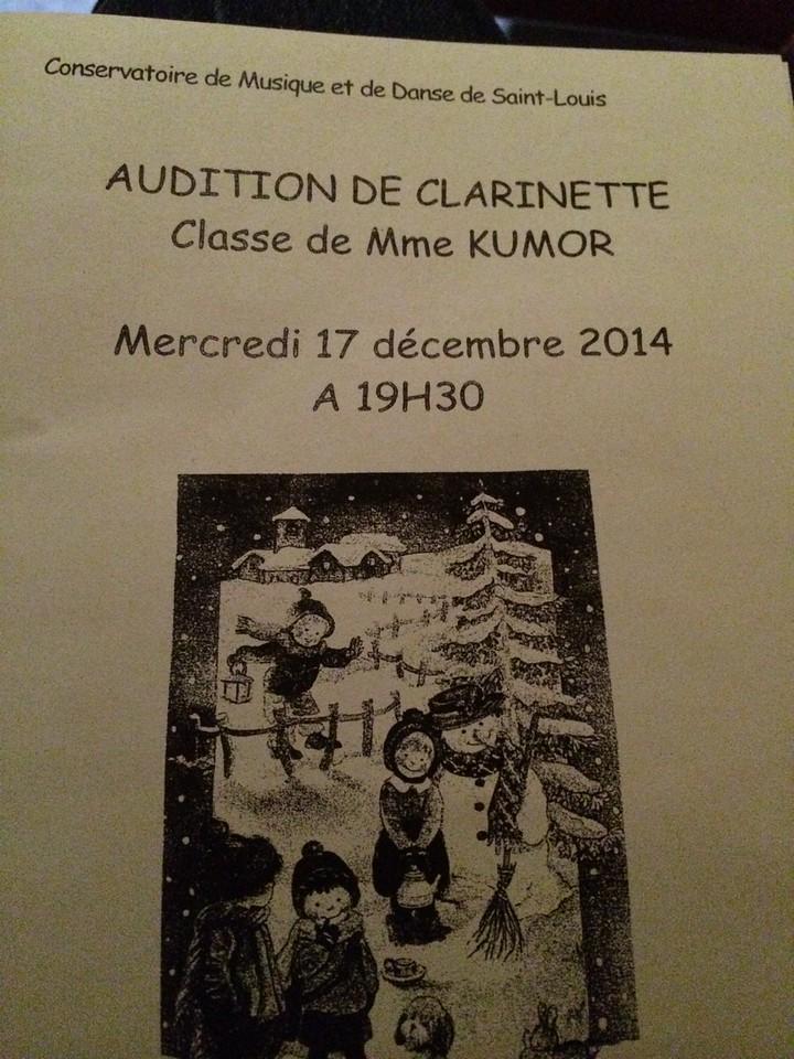 034 D Clarinet Concert