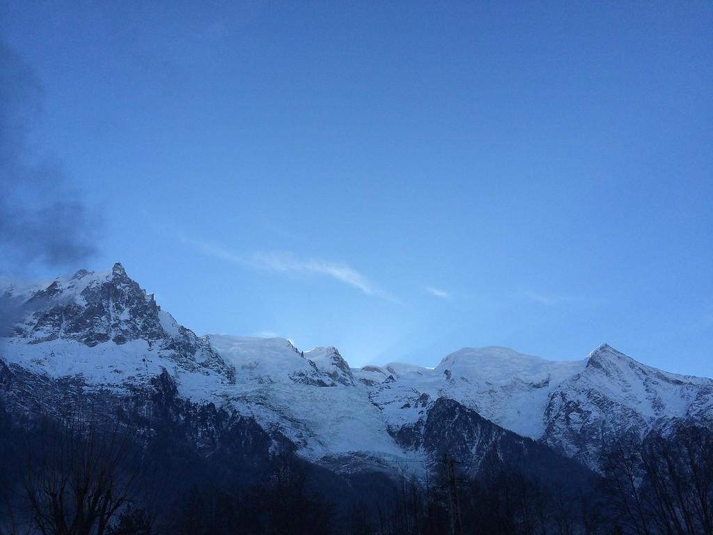 091 Good Morning Chamonix