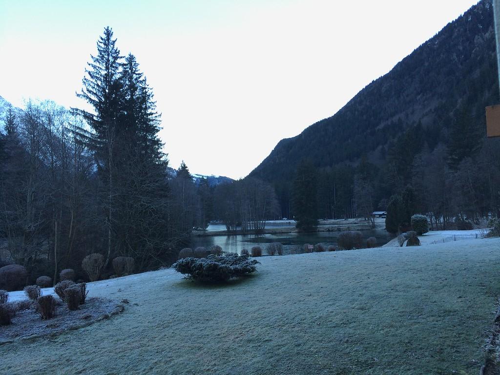101 Good Morning Chamonix