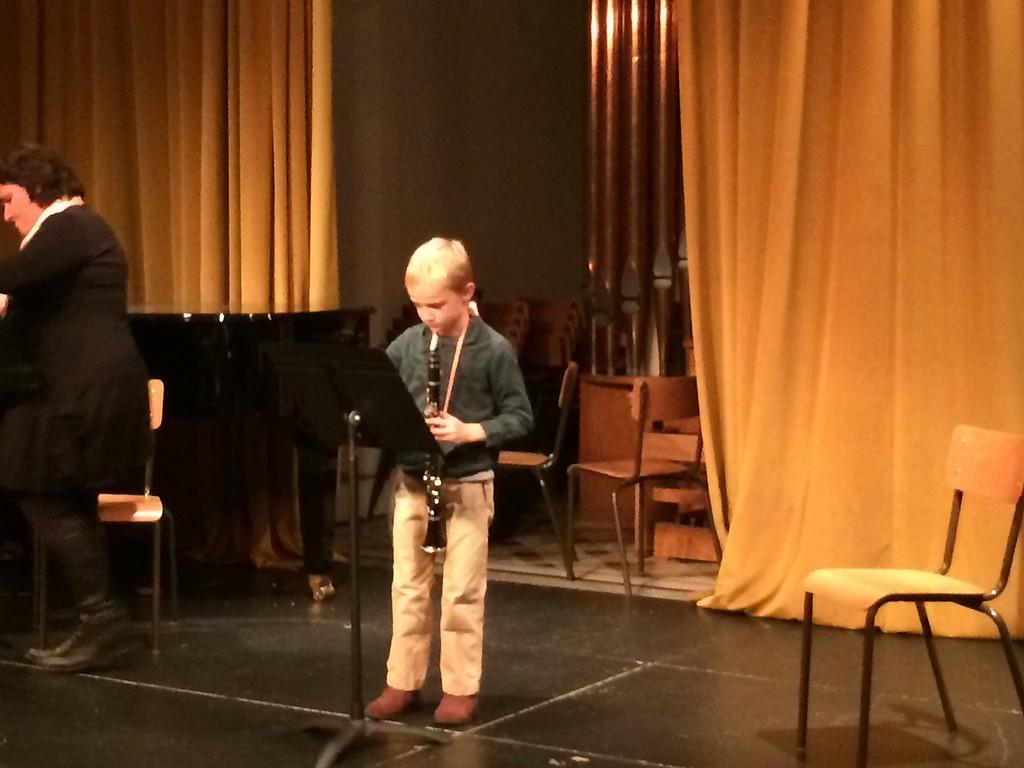 036 D Clarinet Concert
