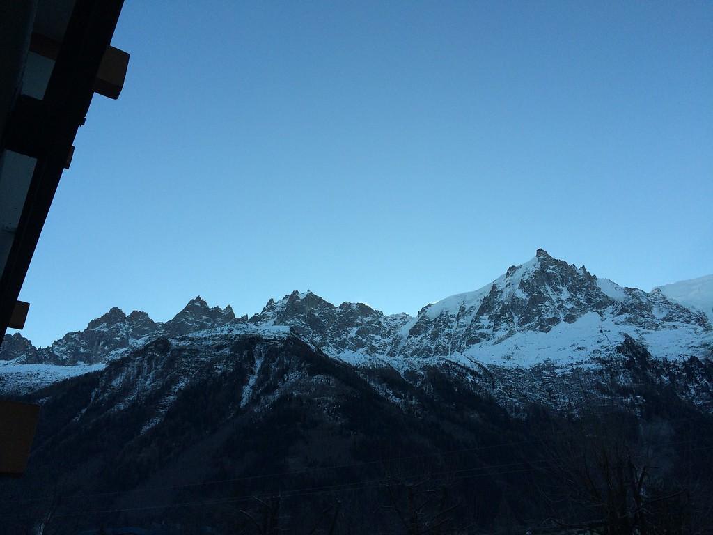 102 Good Morning Chamonix