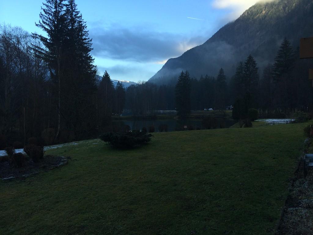 092 Good Morning Chamonix