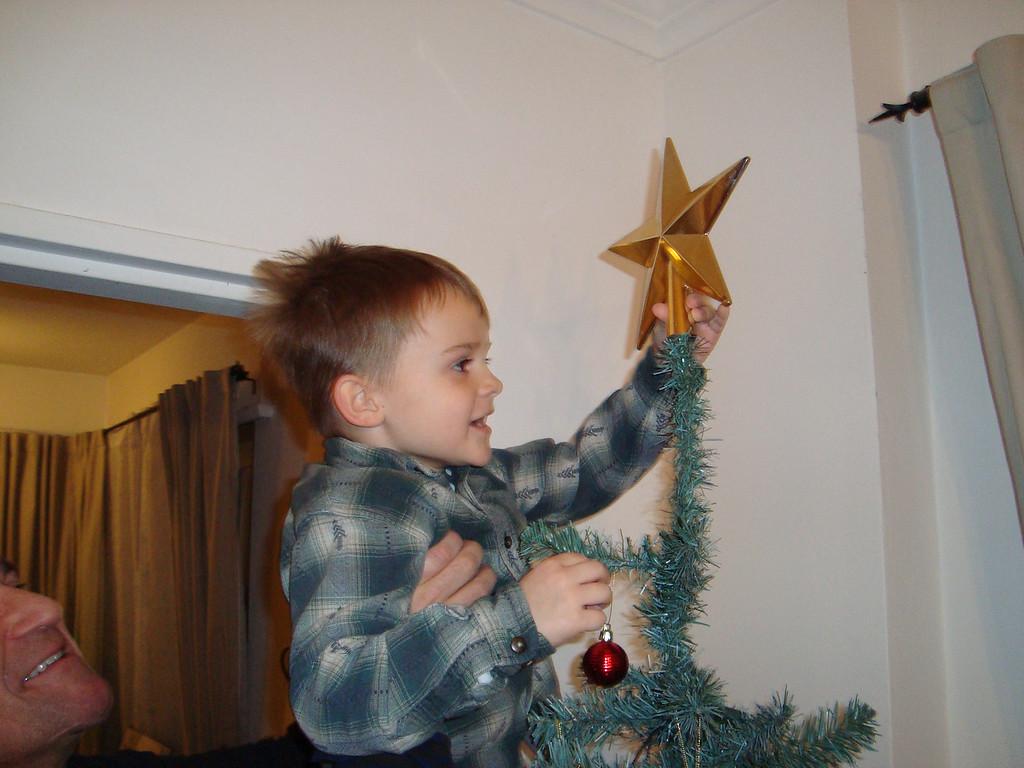 011 Adding the Star
