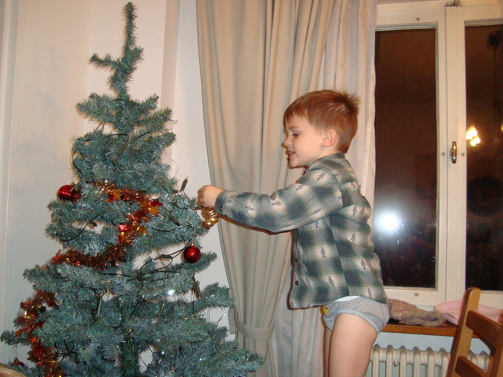 006 Decorating the Tree