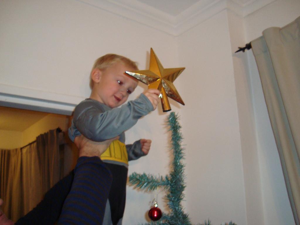 010 Adding the Star
