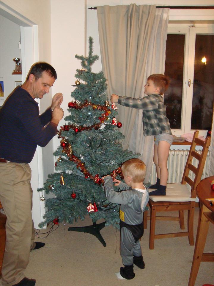 008 Decorating the Tree
