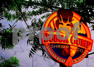 Yes - there really is a Bubba Gump Shrimp Company.
