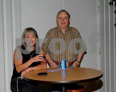 Carole & Bob Chambers.