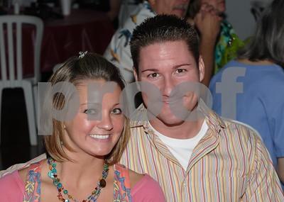 Linda's nephew Nick and his wife Crystal