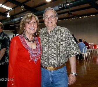 Carole's sweet husband Bob Chambers.