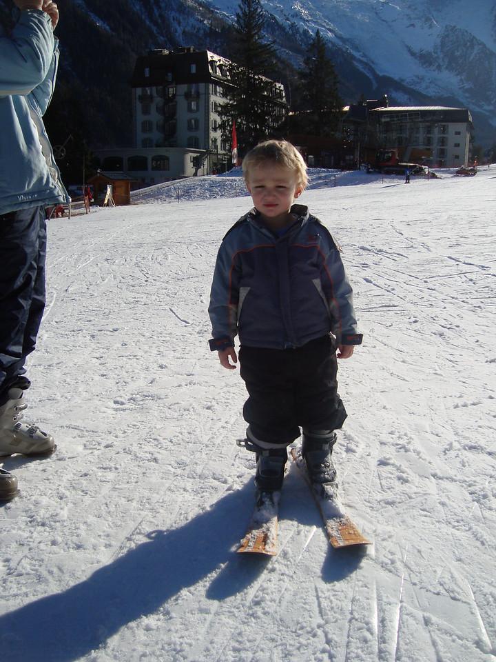 009 Skier Dan