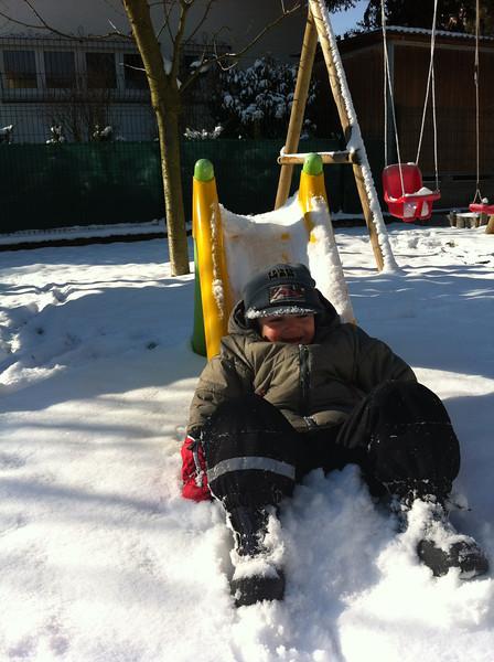 011 Snowy Slide