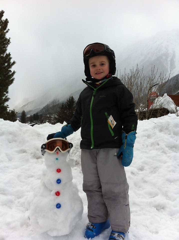 016 Jack & Snowman