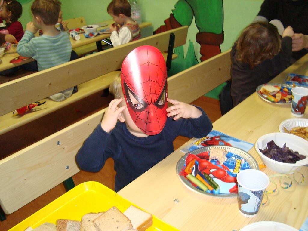 044 Spiderman Jake