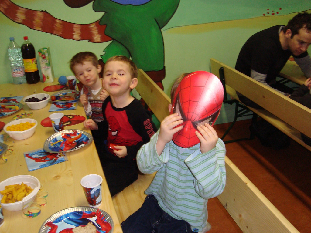 042 Spiderman Jack