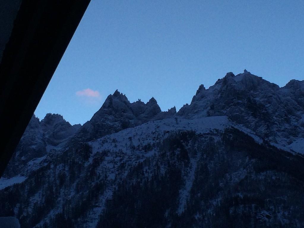 094 Good Morning Chamonix