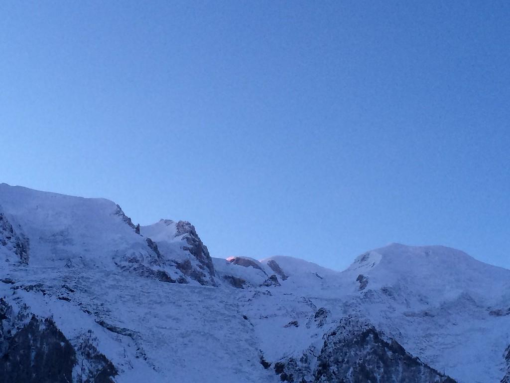093 Good Morning Chamonix