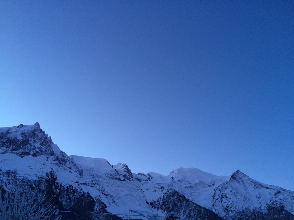 089 Good Morning Chamonix