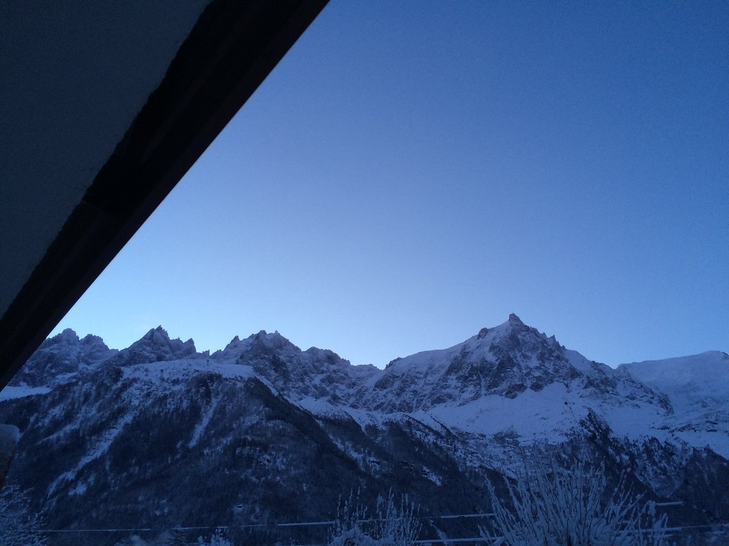 090 Good Morning Chamonix