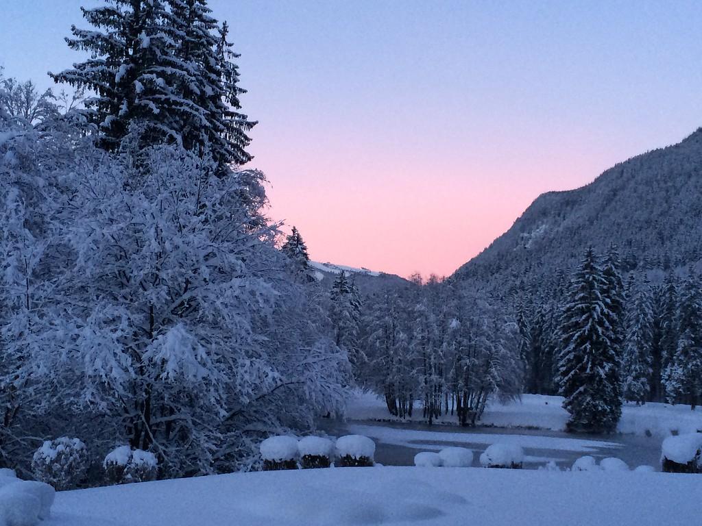 095 Good Morning Chamonix