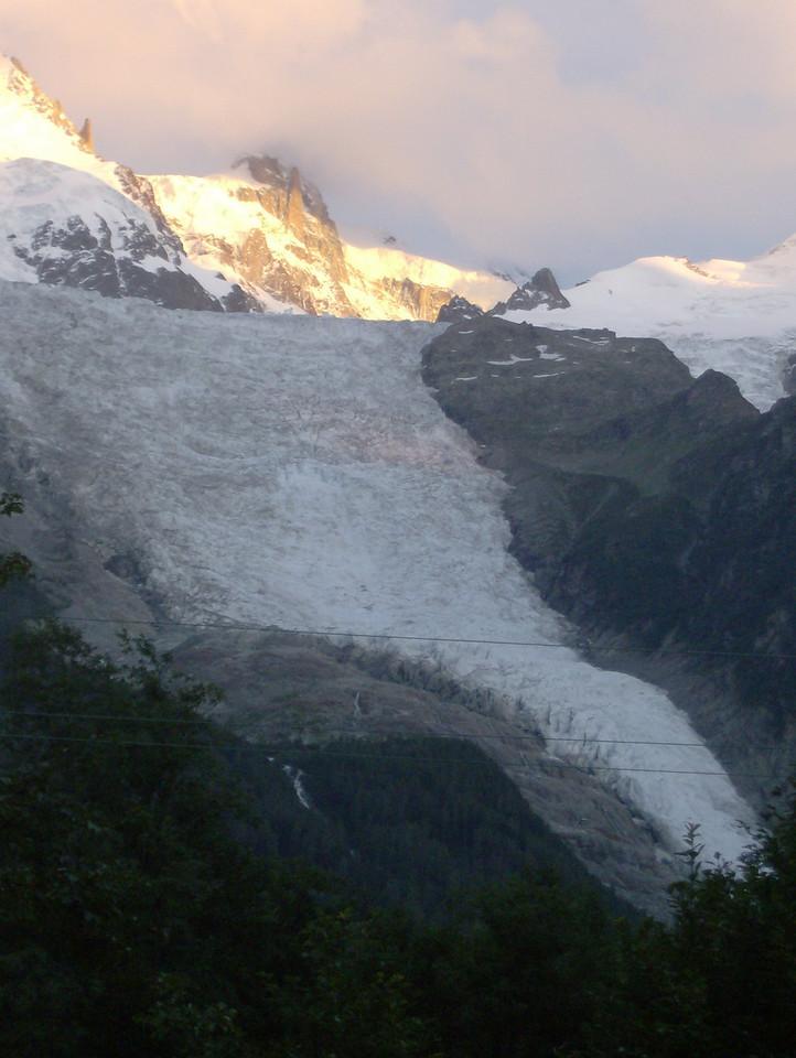 014 Glacier des Bossons