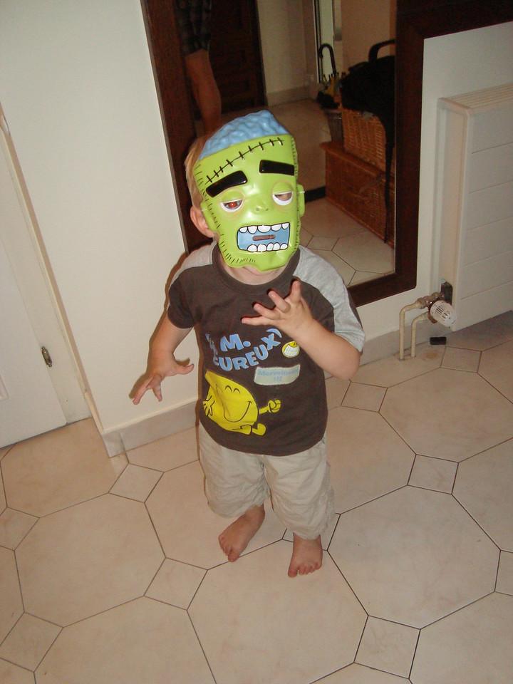 041 Baby Frankenstein