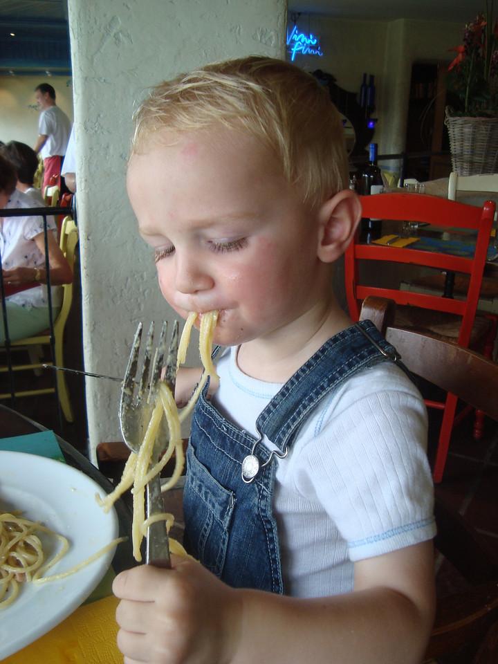 021 Danny Likes Spaghetti