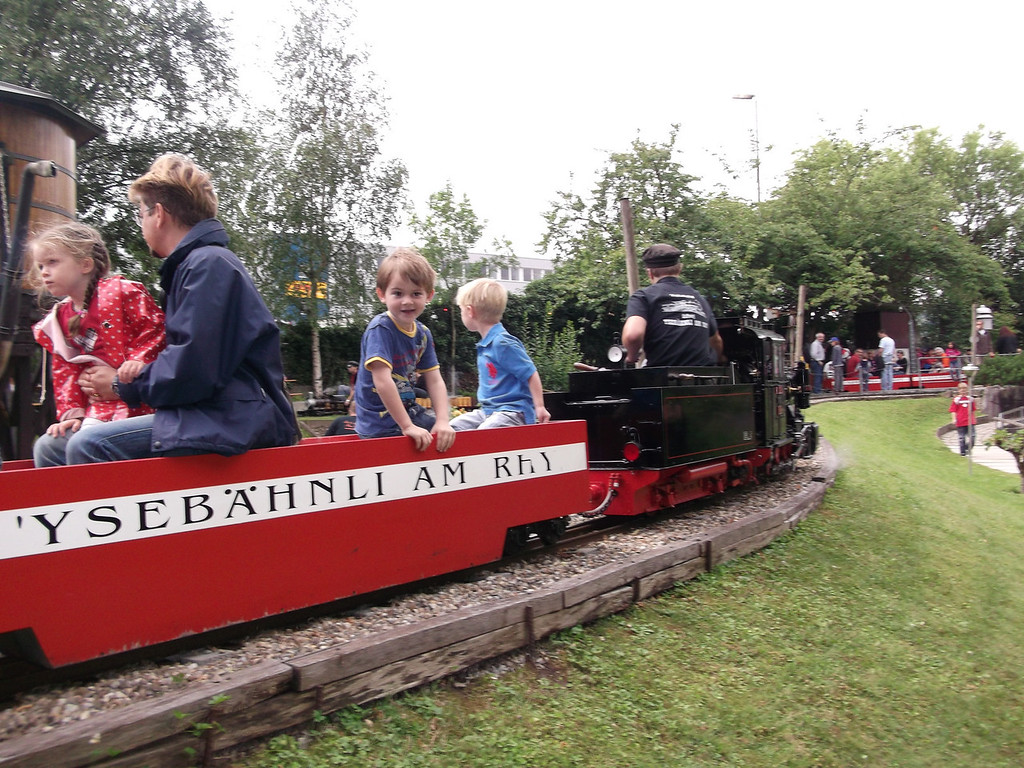 044 Steam Train Fun