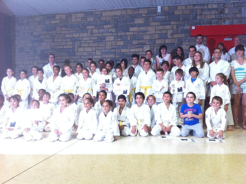 014 Karate Class