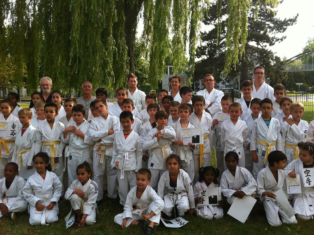 003 Karate Kids