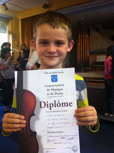 005 Trumpet Diploma