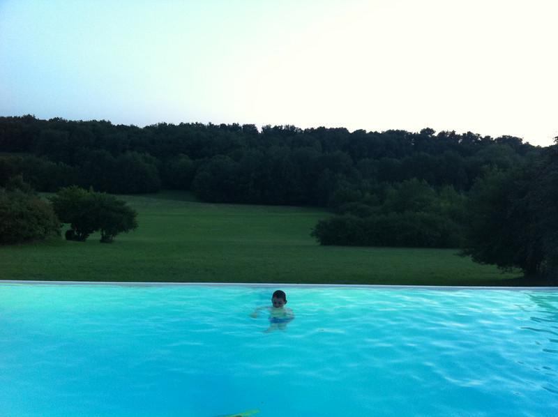 021 Night Swimming