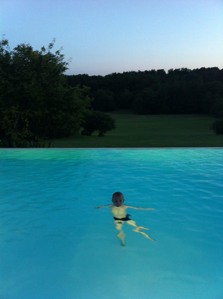 022 Night Swimming