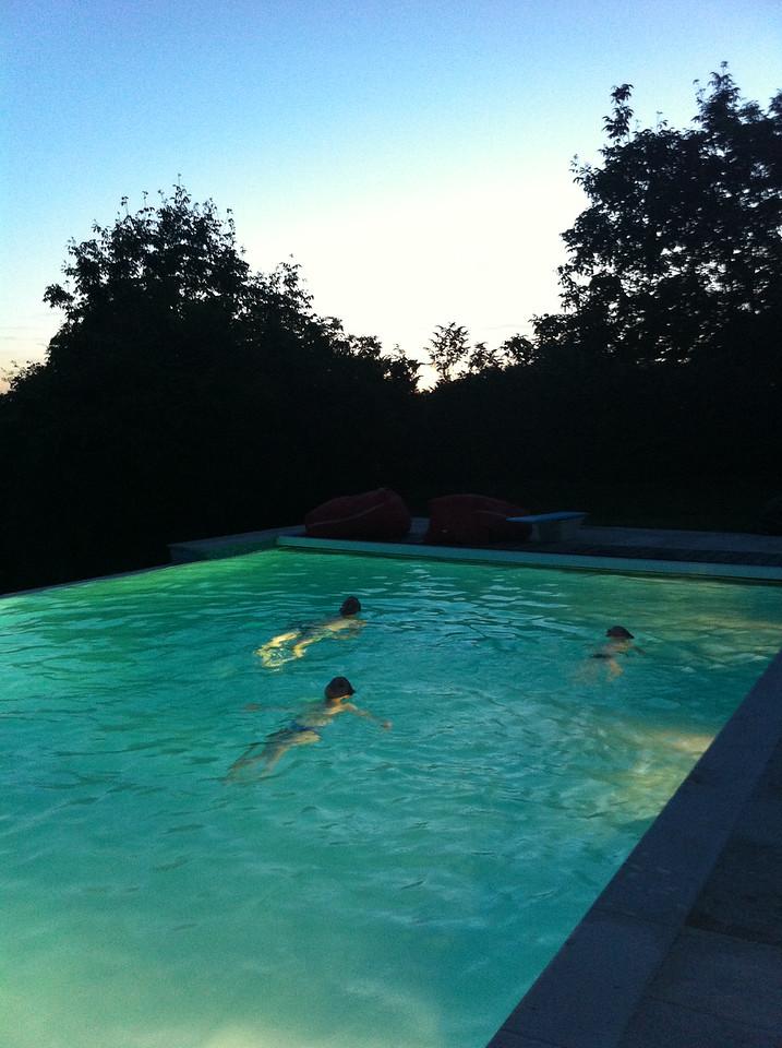 025 Boys Swimming