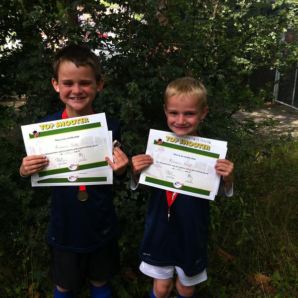 019 Football Certificates