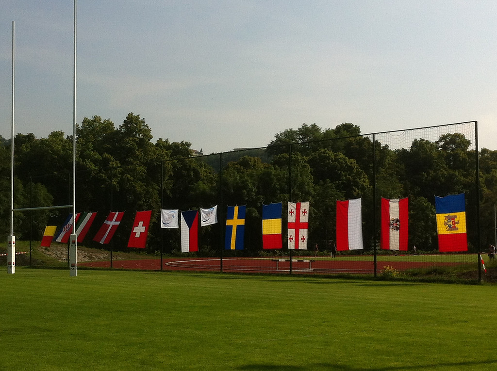 025 Flags