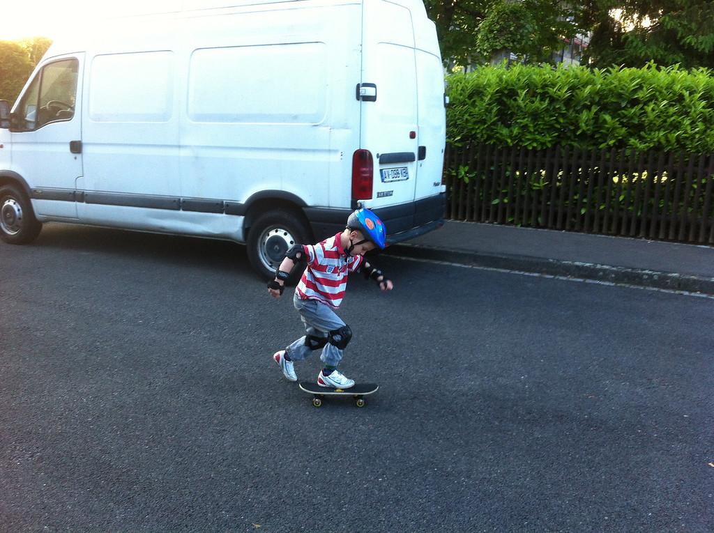 011 Skater Boy