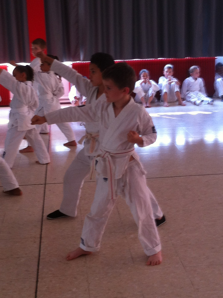 032 Karate Test