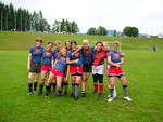Teeny tiny picture from St. Gallen years ago; playing with Luzern as the Supergirls