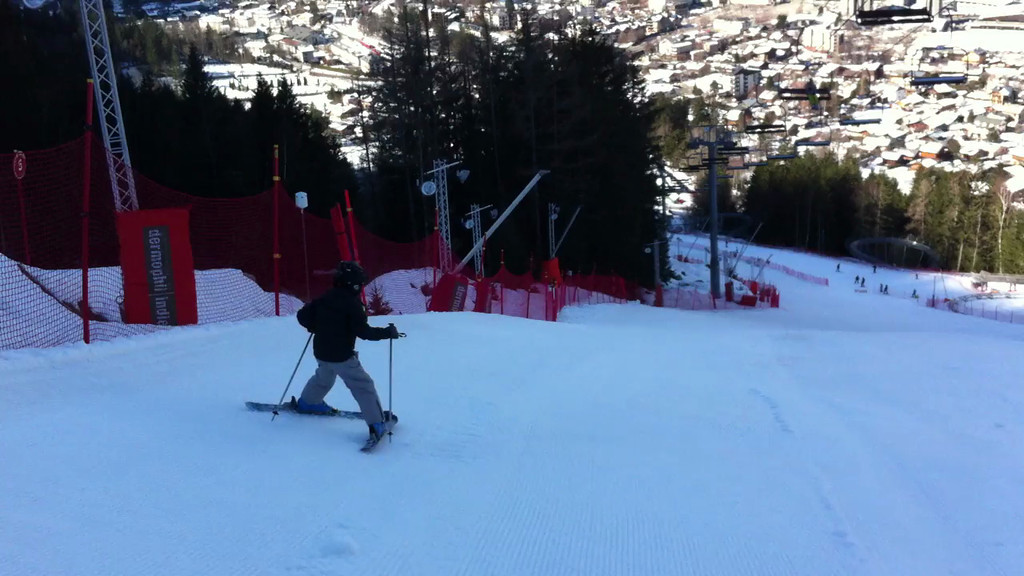 030 Jack on Red Run