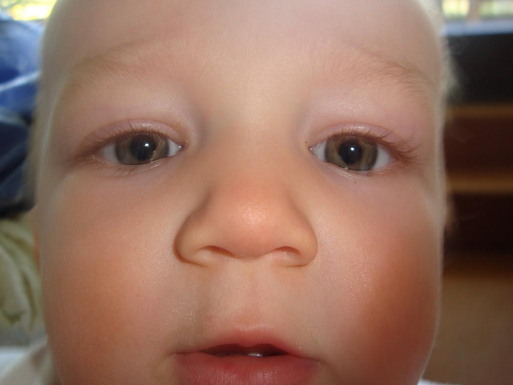 003 Extreme Baby Close-Up