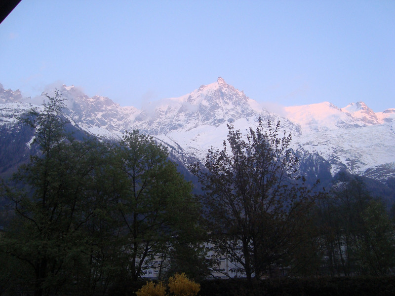 031 Aiguille du Midi from Terrasse