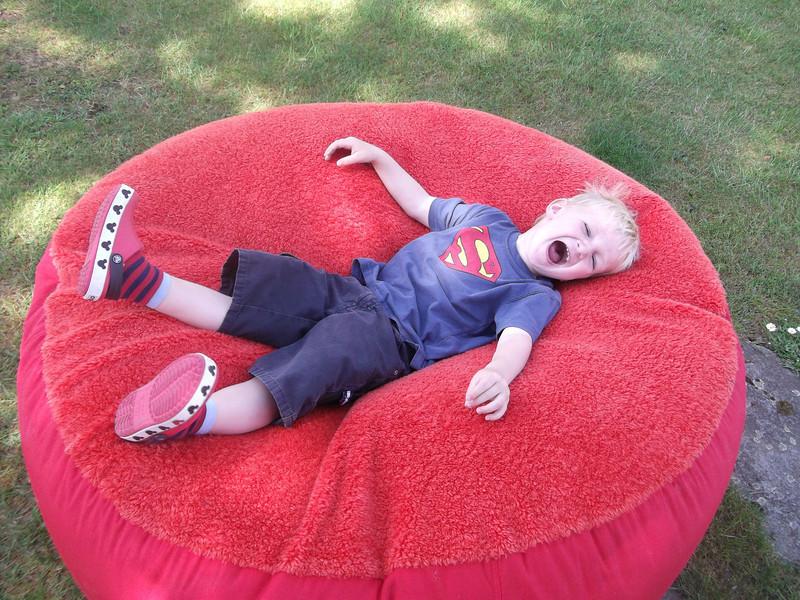 004 Loving the Giant Cushion