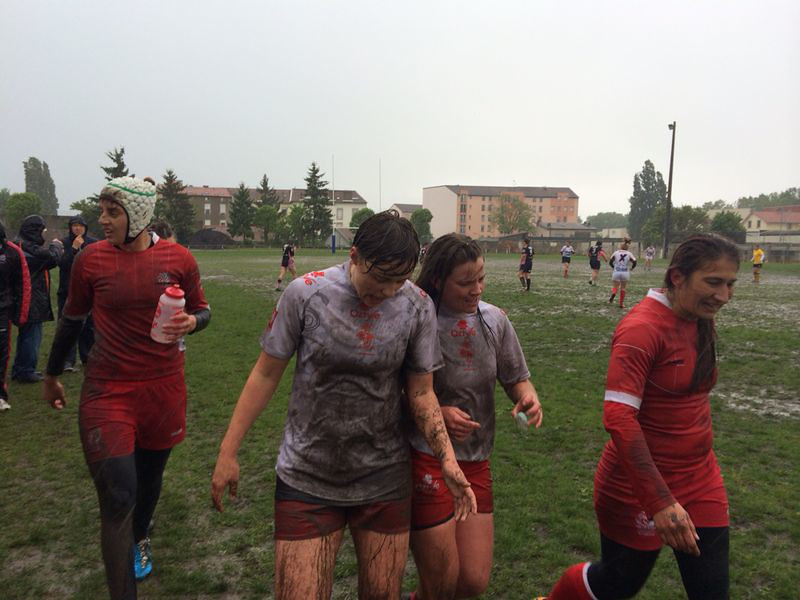 015 Muddiest Game Ever