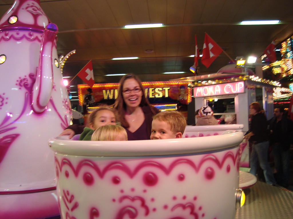 Herbstmesse was great fun for all the family!