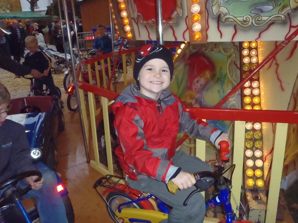 051 Jack on a Bike