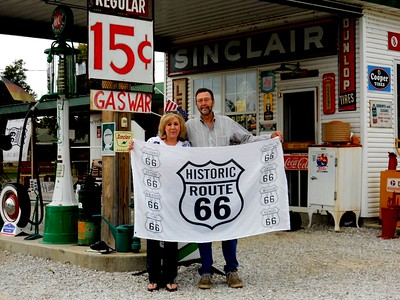 A Route 66 find!