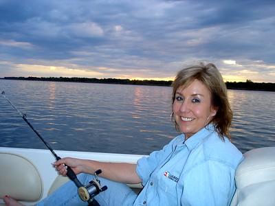 Fishing for Dorado on the Parana River in Corientes, Argentina